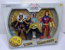 Marvel Legends X-Men Storm Thunderbird 2 Pack Action Figures ~ Target Exclusive