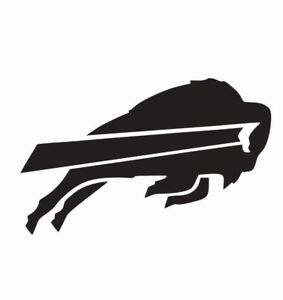 Buffalo Bills NFL Football Vinyl Die Cut Car Decal Sticker - FREE SHIPPING