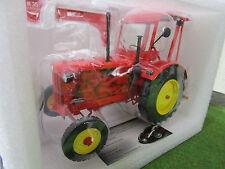TRACTEUR AGRICOLE HANOMAG R35 TRAKTOR de 1953 rouge au 1/18 MINICHAMPS 109153071