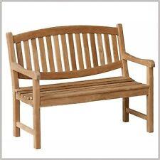 Banco Para Jardín Lombok DE PARQUE madera muebles 3er teca