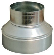 "8"" x 6"" Duct Reducer 8 inch to 6 inch Round Adapter F044"