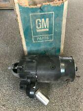 Delco Remy 1109064 9c30 1966 Pontiac GTO starter motor NOS 1894139 323-257 82G
