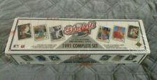 Upper Deck Baseball 1991 Edition Complete Set 3d Holograms 800 Cards