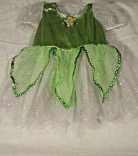 Baby Girls Kids Disney Tinkerbell Dress Up Halloween Costume Outfit Skirt 18 m