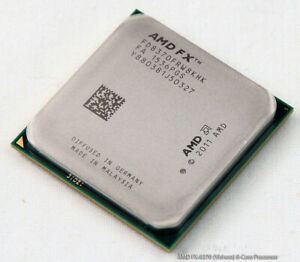 AMD FX-8370 4.0/4.3GHz Octo 8 Core CPU FD8370FRW8KHK AM3+ 8MB Tested