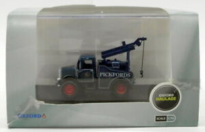 Oxford Diecast 1/76 Scale 76SH002 - Scammell Highwayman Crane - Pickfords