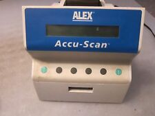 Alex Accu-Scan Pool / Spa Water Analyzer Test Strip Reader  LOTS More Listed