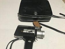 Canon Zoom 518 Super 8 Camera Original Case as Is