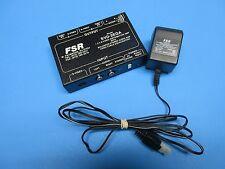 FSR SVD-2EQA S-Video Distribution Amplifier