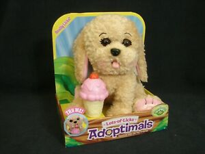 Cabbage Patch Kids Adoptimals Lots of Licks Puppy Dog CPK Plush NEW 2018