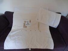 Lovely Mamas & Papas Button Bear Cot/Toddler Bed Duvet and Pillow Case