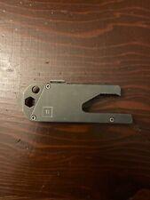 EDC Utility Multitool Compact TPT Slide : Titanium Pocket Tool (Stonewashed) NEW
