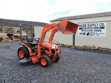 2012 Kubota B2920 Compact Tractor Loader Belly Mower Diesel 4X4 3 Point PTO !!!