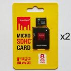 Strontium 2GB/4GB/8GB/16GB/32GB microSD SDHC class 6 Speicherkarte TF microSDHC