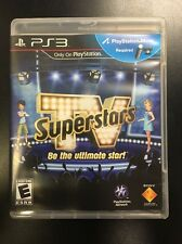 TV SuperStars - Used PlayStation 3, PS3 Game