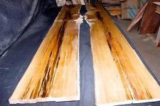 Tasmanian Blackheart Sassafras Slab Pair, Furniture, Craft, Timber, Wood, Bartop