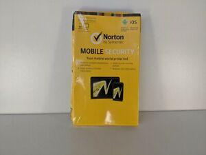 Norton Mobile Security. Brand New Unused