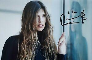 "MAIWENN 1 ""5 th Element"" Foto20x30 8""×12"" signed original signiert Autogramm"