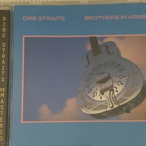 Dire Straits - Brothers In Arms CD Like New