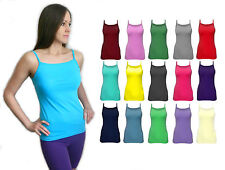 Next Women's No Pattern Vest Top, Strappy, Cami Tops & Shirts