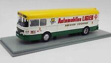 Spark Models S2658 1/43 1971 Ligier Le Mans team Transporter