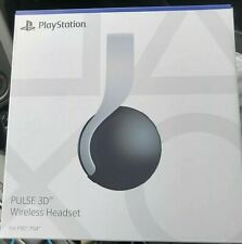 🔥 Sony Pulse 3D Wireless Gaming Headset for PlayStation 5 IN HAND BRAND NEW🔥