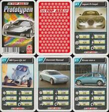 """ASS Altenburger Spielkarten """"Prototypen"""" 2005 (S, Quartett-Nr. 719430) Z 0-"""