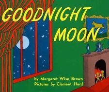 Goodnight Moon Picture Book Hardback Children's & Young Adults' Books