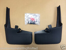 GENUINE RENAULT TRAFFIC TRAFIC NISSAN PRIMASTAR FRONT MUDFLAPS MUD GUARDS NEW