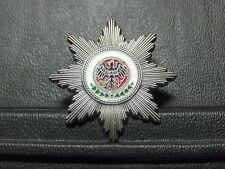 Pin Schwarzen Adler Orden Preußen - 3,5 x 3,5 cm