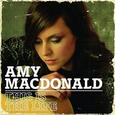 THIS IS THE LIFE - Amy MacDonald (2007) CD