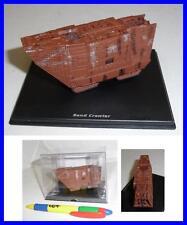 METAL LEAD Model SAND CRAWLER Star Wars SERIE 2 DE AGOSTINI New MINT Display BOX