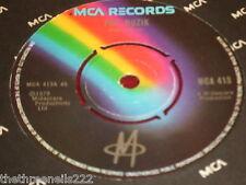 "VINYL 7"" SINGLE - ROBIN SCOTT - M FACTOR - MCA 413"