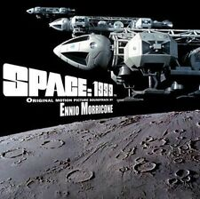 Space: 1999 [Original Motion Picture Soundtrack] by Ennio Morricone (CD, Sep-2016, Penta Music)