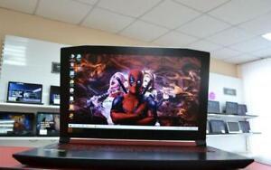 notebook  Acer Core i5 GeForce GTX 1050Ti 4G