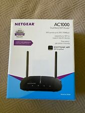 OPEN BOX - NETGEAR AC1000 Dual Band WiFi Router (R6080) Speeds up to 1000Mbps