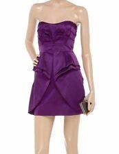 Temperley London Plain Magenta Colour Mini Corry Dress Size 14  ,  #*2