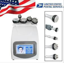 5in1 40K Cavitation Cellulite Removal Tripolar RF Body Shape Beauty Machine USA