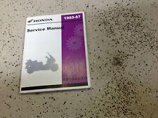 1985 1986 1987 Honda NB50 Aero 50 Scooter Service Repair Shop Manuell OEM Fabrik