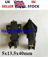 Carbon Brushes  fits Ariston Zanussi Indesit  Washing machine 481236248004   G13