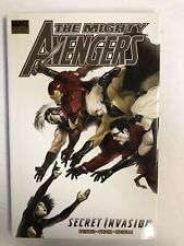 Mighty Avengers Vol4: Secret Invasion Book 2 Hardcover Hc (2009)(NM)Brian Bendis