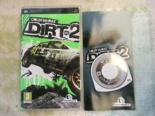 Colin Mcrae Dirt 2 for Sony PSP Game Complete - Racing
