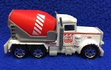Matchbox Peterbilt Cement Truck 1981 Die Cast 1:80