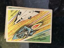 m17c4 trade card 1960s speed kings no 15 jet sprinters