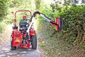 WAM80 Winton Flail Hedge Cutter 80cm compact tractor attachment ditch grass new