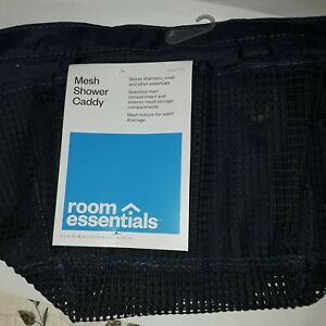 New and Unopened Room Essentials Mesh Shower Caddy