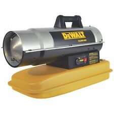 DeWalt Kerosene Heater, 75,000 BTU Forced Air 21068