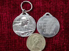 Replica Copy WW1 Notre Dame de Lorette Medal NO RIBBON SANS RUBAN Full Size Aged