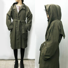 Cotton Blend Trench Unbranded Regular Coats & Jackets for Women