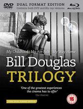Bill Douglas Trilogy - My infancia/ My Ain FOLK / MY WAY HOME BLU-RAY NUEVO Azul